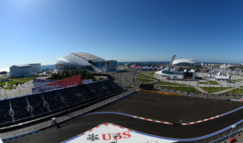 La empresa que llevó la F1 a Rusia, en bancarrota