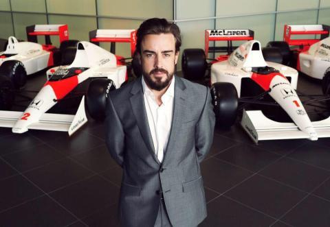 """Entrevista Alonso: """"Llego a McLaren con ilusión renovada"""""""