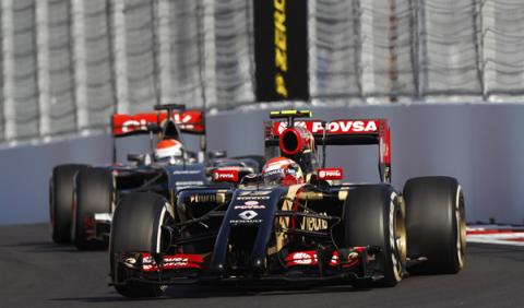 ¿Está la continuidad de Lotus F1 en problemas?