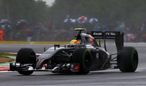 Esteban Gutiérrez es sancionado para el GP de Alemania