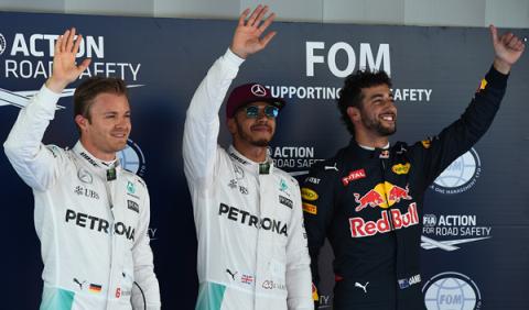 F1. Clasificación GP España F1 2016: Hamilton, imparable
