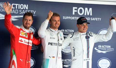 F1. Clasificación GP Rusia 2016: vía libre para Rosberg