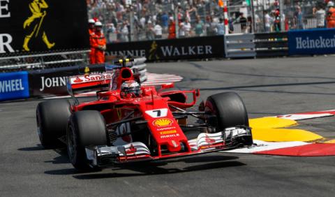 F1. Clasificación Mónaco 2017: Räikkönen se lleva la 'pole'