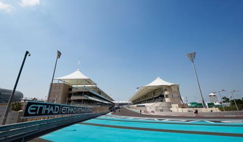 F1 en directo - GP Abu Dabi 2013