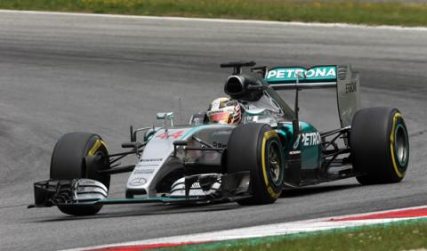 F1 en directo. Sigue la carrera del GP Austria (14:00)
