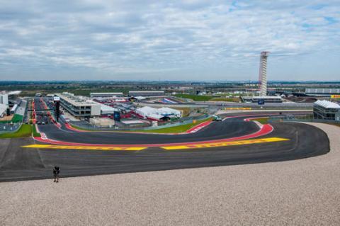 F1 en directo: Sigue el GP Estados Unidos 2012