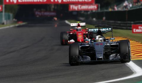 F1 en directo:sigue la carrera del GP Bélgica 2015 (14:00h)