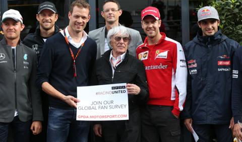 La F1 escucha a los aficionados mediante una encuesta