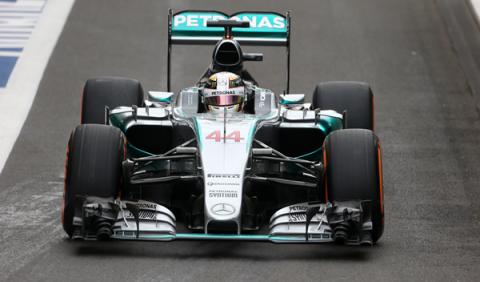 F1. Libres 3 GP Gran Bretaña: Hamilton toma el liderato