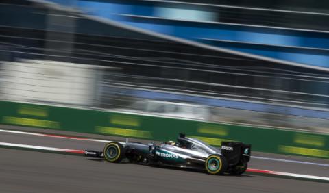 F1. Libres 3 GP Rusia 2016: Hamilton sigue al frente