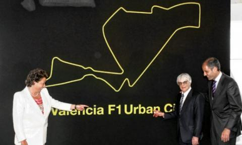 Fabra dice estar tranquilo por su gestión de la Fórmula 1