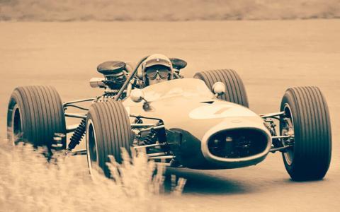 Fallece Jack Brabham, tricampeón del Mundo de F1