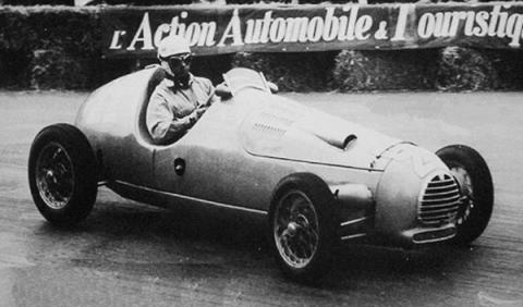 Fallece Robert Manzon, último piloto de F1 de los años 50