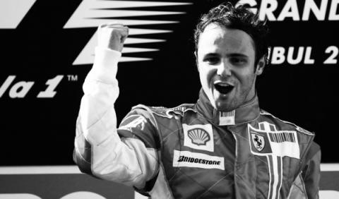 Felipe Massa, el campeón del mundo de F1 durante un minuto