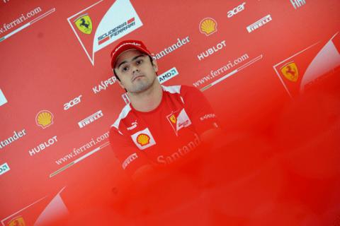 Felipe Massa - Ferrari - GP Espana 2012
