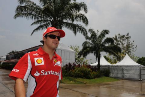 Felipe Massa - Ferrari - GP Malasia 2012
