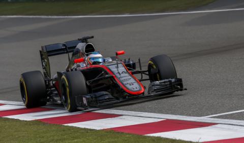 """Fernando Alonso: """"acabar la carrera sería un buen premio"""""""