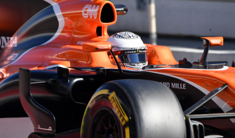 Fernando Alonso apuesta por Red Bull para 2017