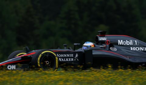 Fernando Alonso, aún sin puntos