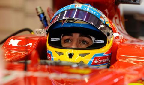 Fernando Alonso - Ferrari - GP EEUU 2013