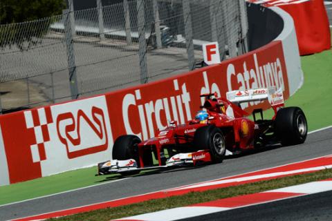 Fernando Alonso - Ferrari - GP España 2012