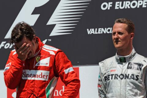 Fernando Alonso - Ferrari - GP Europa 2012