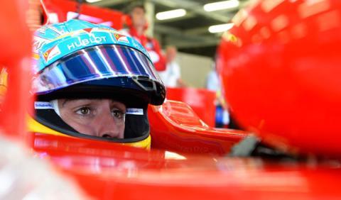 """Fernando Alonso: """"Nos concentramos en adaptarnos al calor"""""""