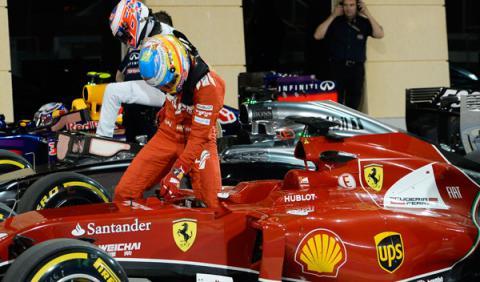 """Fernando Alonso: """"En la Q3 tuvimos una bajada de potencia"""""""