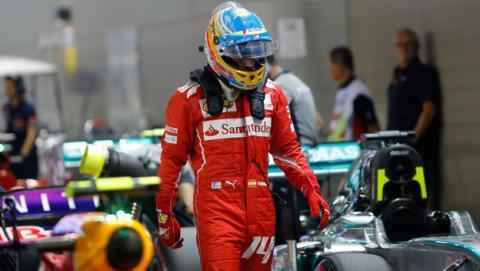 Fernando Alonso se va de Ferrari, según Montezemolo