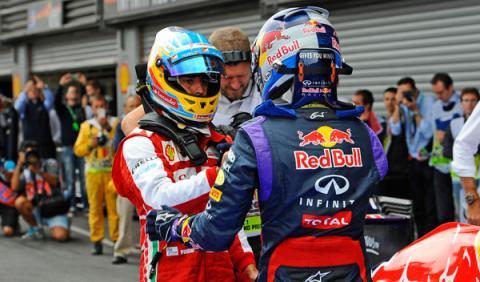 Ferrari confirma el fichaje de Vettel