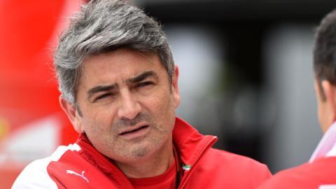 Ferrari despide a Marco Mattiacci, jefe del equipo de F1