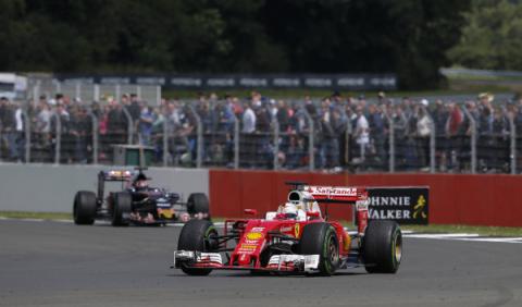 Ferrari pierde terreno con Red Bull