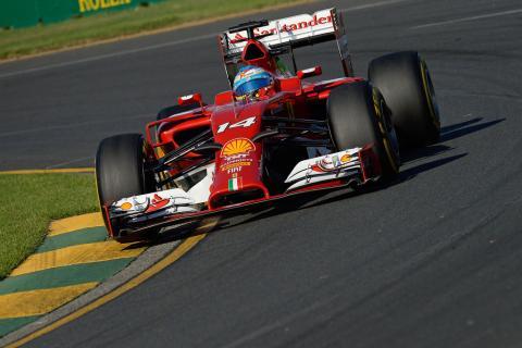 Ferrari podría estrenar un nuevo frontal en el GP de España