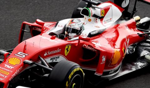 La FIA no sancionará a Vettel por sus insultos en México