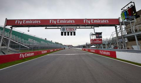 Se filtra el borrador del calendario de Fórmula 1 para 2015