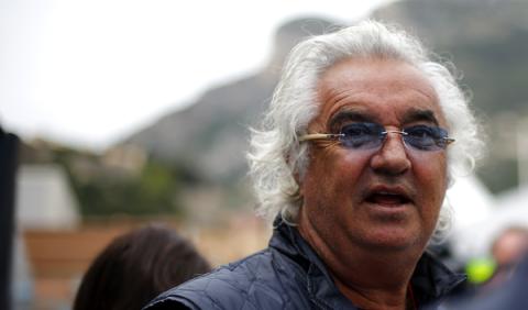 Flavio Briatore analiza la situación actual de la F1