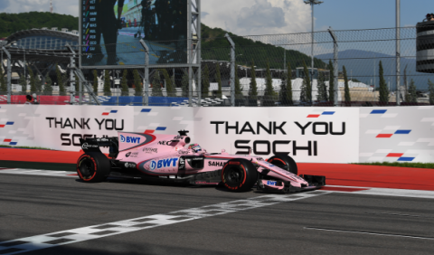 "Force India se convertirá en ""Force 1"" en 2018"