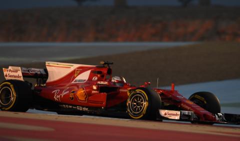Fórmula 1 2017. Libres 2 GP Bahréin: igualdad máxima