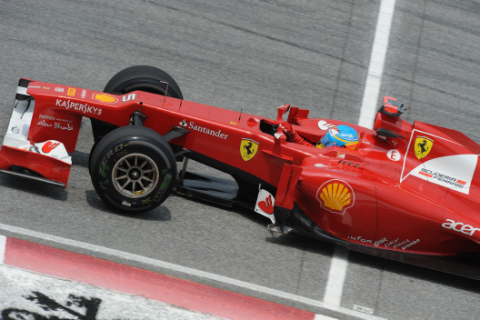 Fórmula 1: Carrera del GP de Malasia 2012. Alonso gana