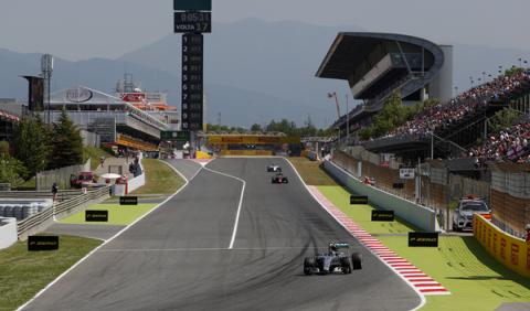 Fórmula 1. Clasificación GP España 2015: Rosberg, en pole