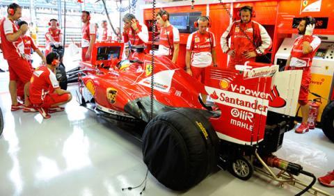 Fórmula 1 en directo: carrera GP Singapur 2013