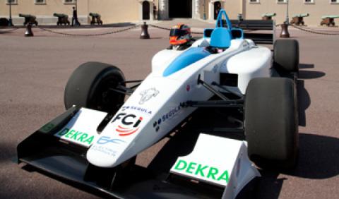 Fórmula 1 eléctrico
