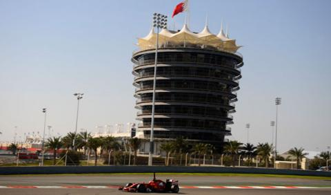 Fórmula 1: GP Bahrein 2014 – Circuito de Sahkir interactivo