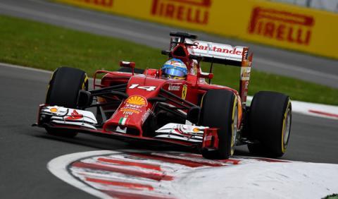 Fórmula 1: GP Canadá 2014. La carrera de Fernando Alonso