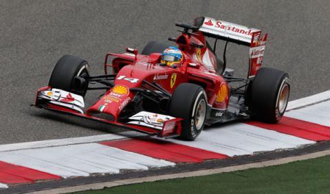 Fórmula 1: GP China 2014, la carrera de Fernando Alonso