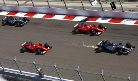Fórmula 1. GP Rusia 2017: Valtteri Bottas vence en Sochi