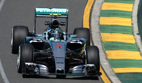 Fórmula 1. Libres 1 GP Australia 2015: Mercedes al mando