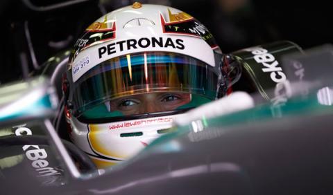 Fórmula 1: Libres 1 GP Italia 2014. Hamilton empieza fuerte