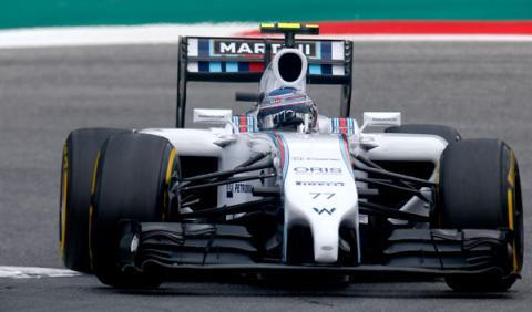 Fórmula 1: Libres 3 GP Austria 2014. Bottas aprovecha