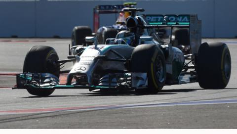 Fórmula 1: Libres 3 GP Rusia 2014. Hamilton, imparable